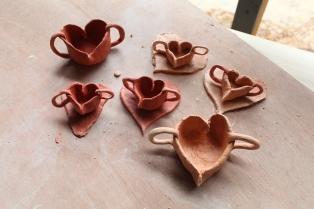 Symmetrical hearts